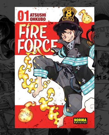 FIREFORCE_TOMO_1_poster