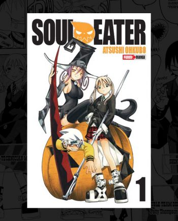 SOULEATER_TOMO_1_poster