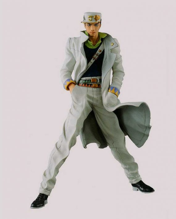 Jotaro Kujo part 4 Jojo's figure Gallery