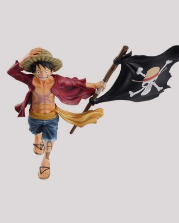 lUFFY MAGAZINE FIGURE