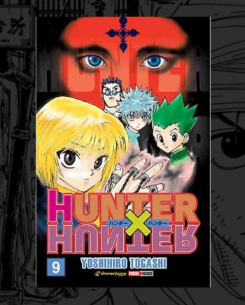 Hunter x Hunter TOMO 9