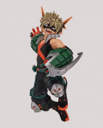 Bakugou Katsuki - The Amazing Heroes Vol
