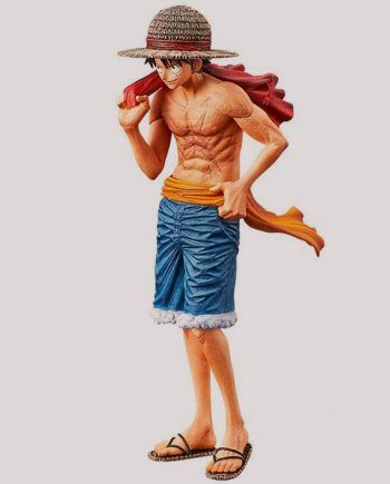 Monkey D. Luffy - One Piece Magazine vol.2