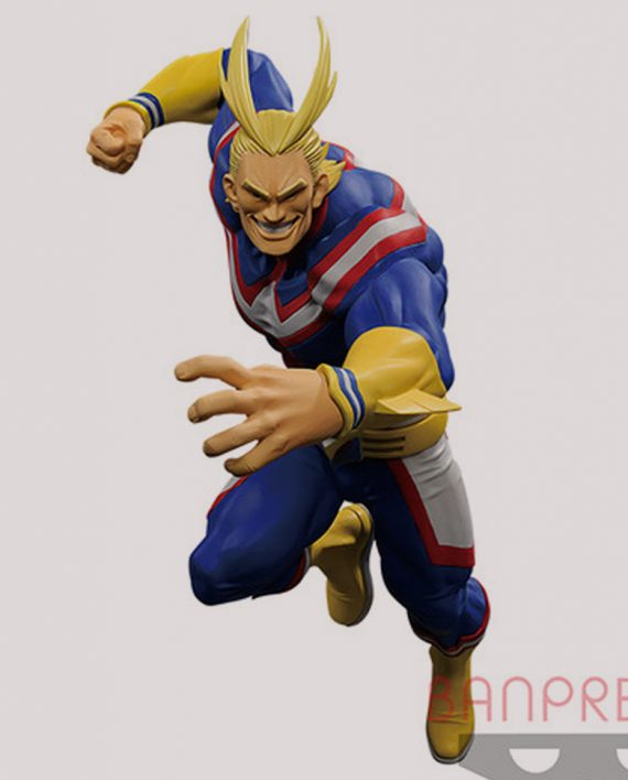 All Might - The Amazing Heroes Vol.5