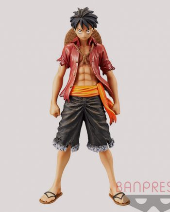 Monkey D. Luffy - The Grandline Men Vol.1
