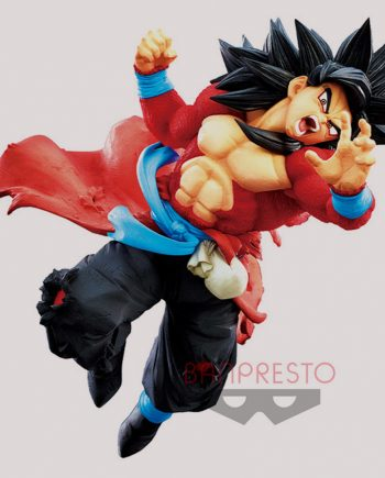 Son Goku Xeno SSJ4 - 9th Anniversary Figure