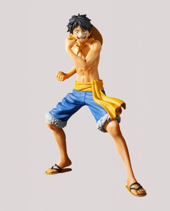 MonkeyDLuffyTheNaked2017Vol5Banpresto1