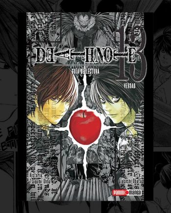 DEATHNOTE_TOMO_13_poster