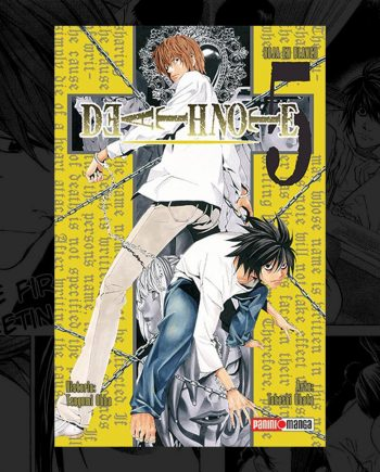 DEATHNOTE_TOMO_5_poster