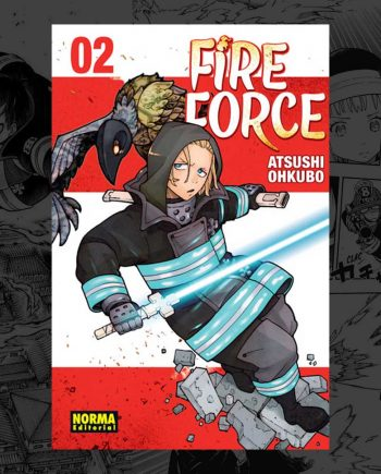FIREFORCE_TOMO_2_poster