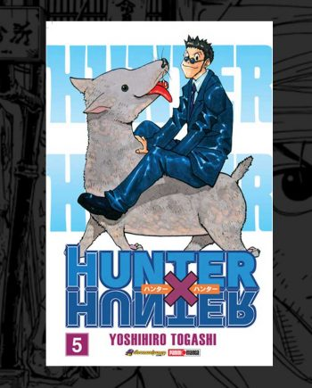Hunter x Hunter TOMO 5