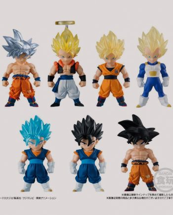 Dragon Ball Advarge SP -Legend of Goku & Vegeta