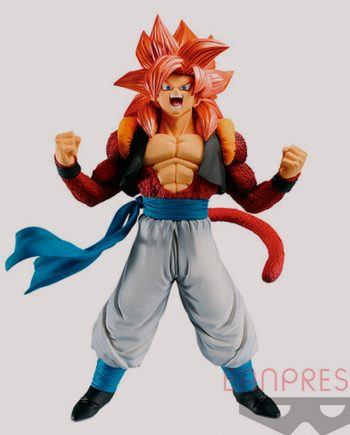 Gogeta SSJ4 Dragon Ball GT - Blood of Saiyans